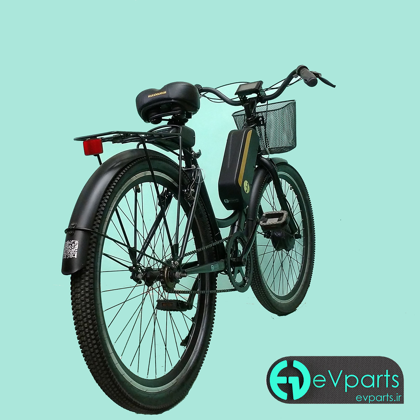 hax electric bicycle